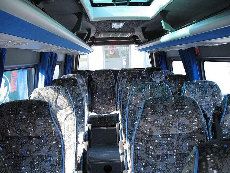bus mieten mercedes sprinter 19 busunternehmen m nchen. Black Bedroom Furniture Sets. Home Design Ideas