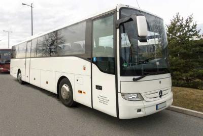 Mercedes Bus Tourisimo <br/> Plätze 57 <br/> Komfortausstattung